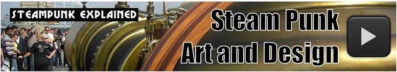 Steampunk Art and Design