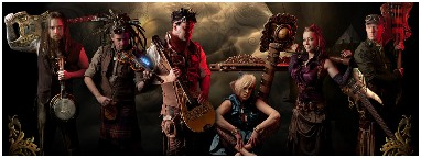 Steampunk Music, TV and Films