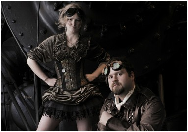 Steampunk Fashion and Literature